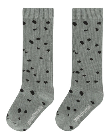 Maed for mini - Sahara Leopard AOP Knee Socks
