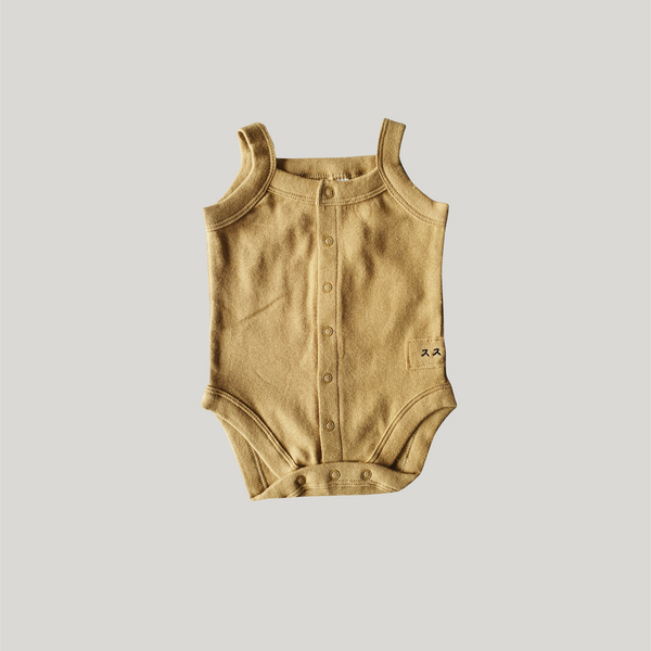 Susukoshi Tank Top Suit Ginger