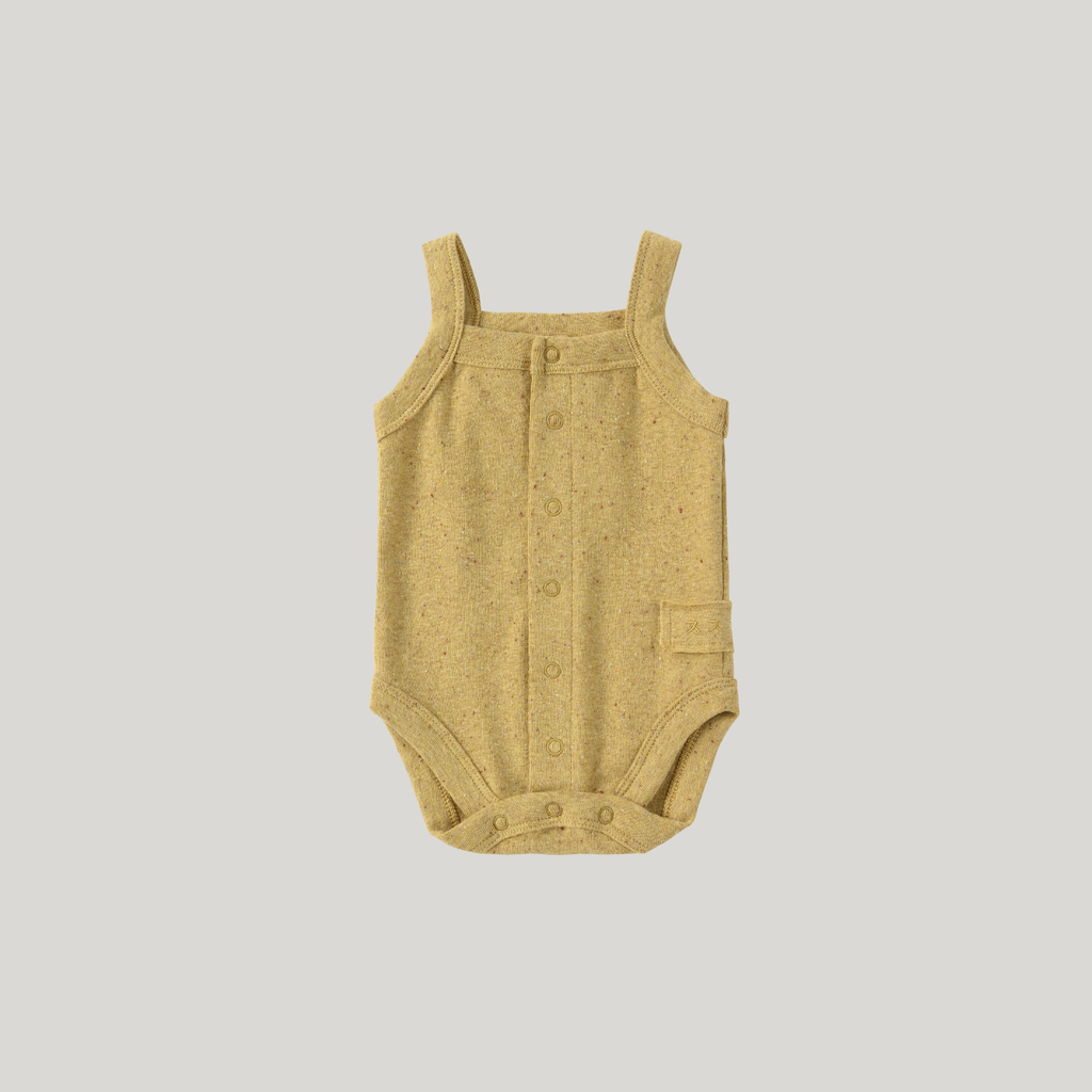 Susukoshi Tank Top Suit Ginger Speckled