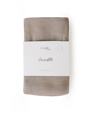Pre Order - Snuggle Me Organic Swaddle Birch  (shipping expected in 2 weeks)
