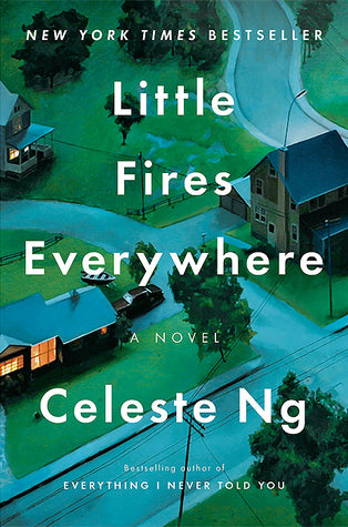 Haley from Beluga Baby likes Little Fires Everywhere by Celeste Ng