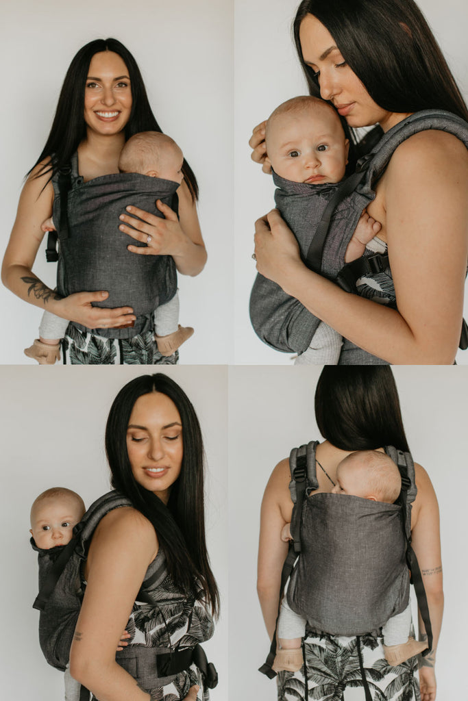 Beluga Baby Buckle Carrier Toddler SSC