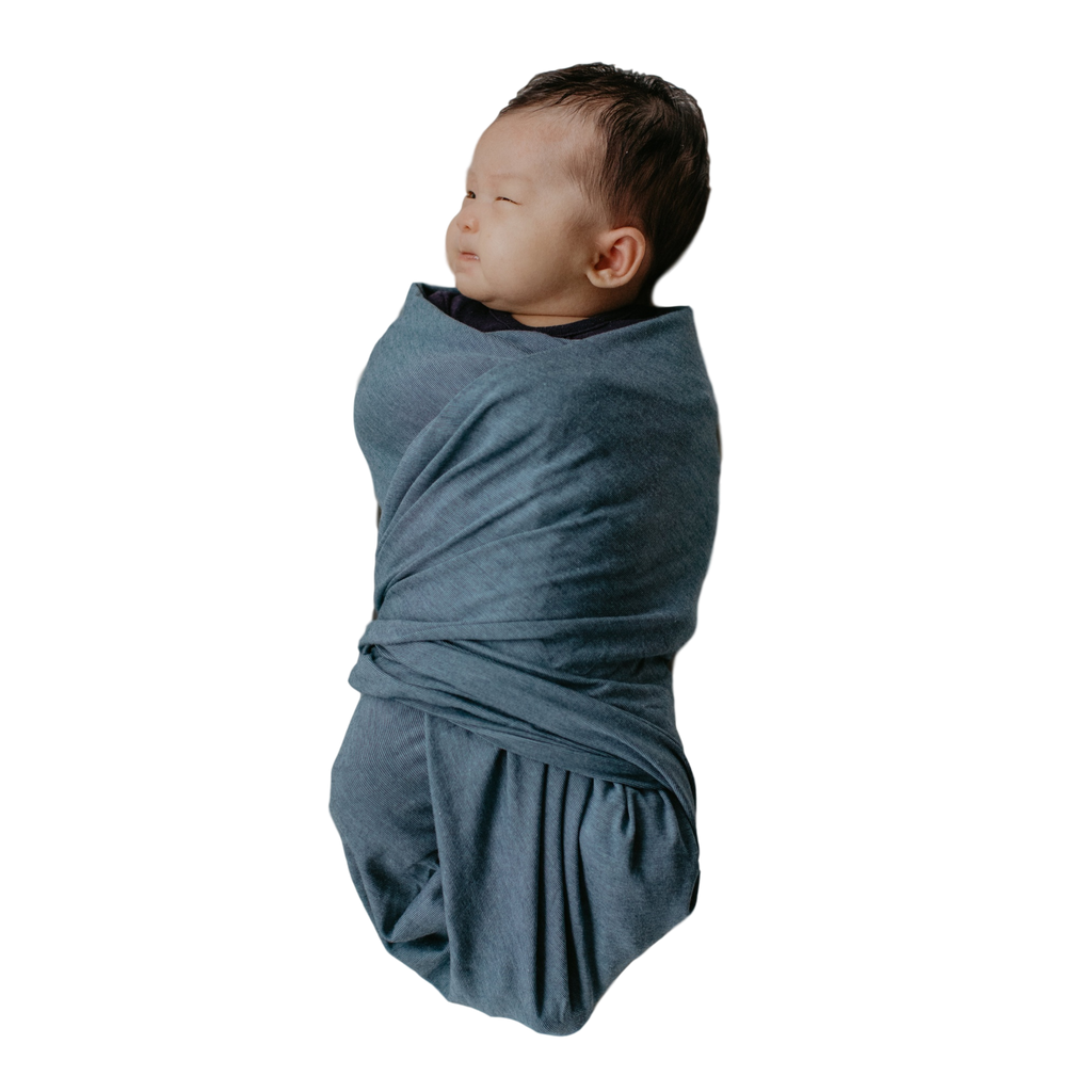 Ash Oversized Swaddle