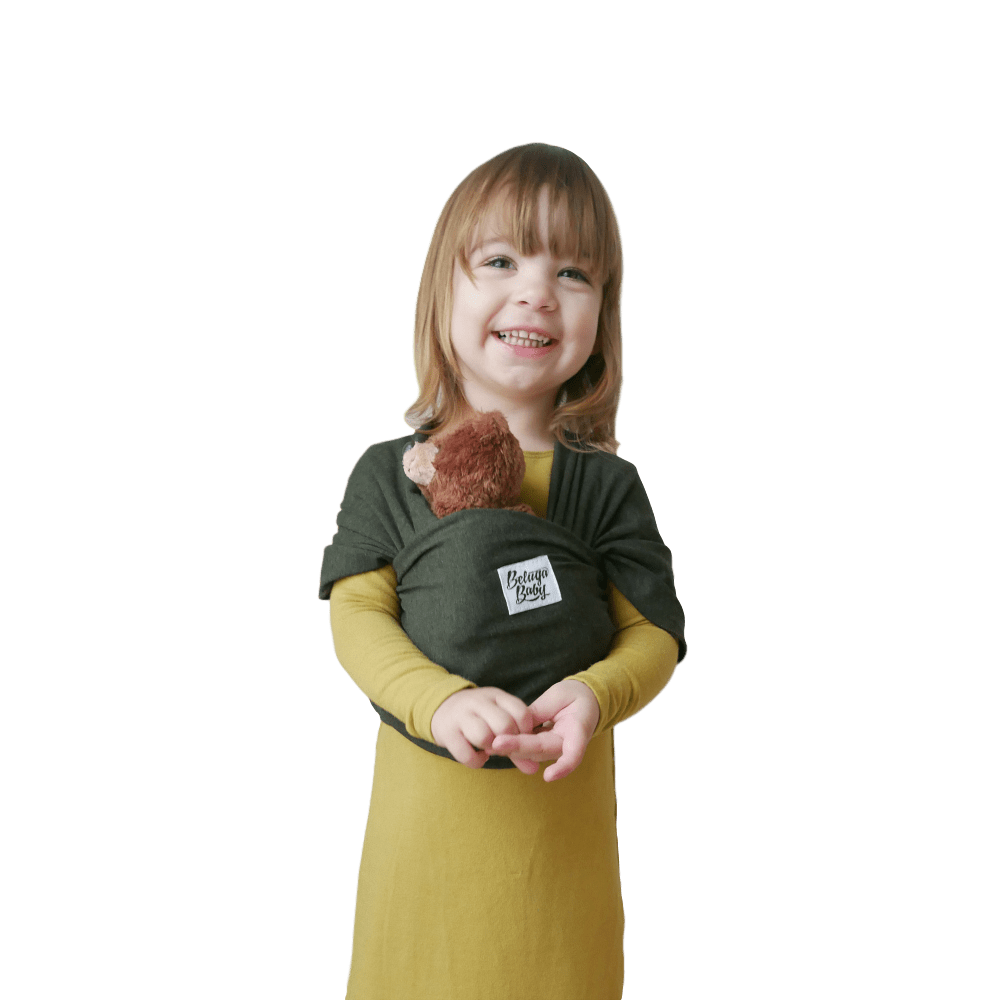 The Jessica Mini Beluga - Children's Doll Carrier