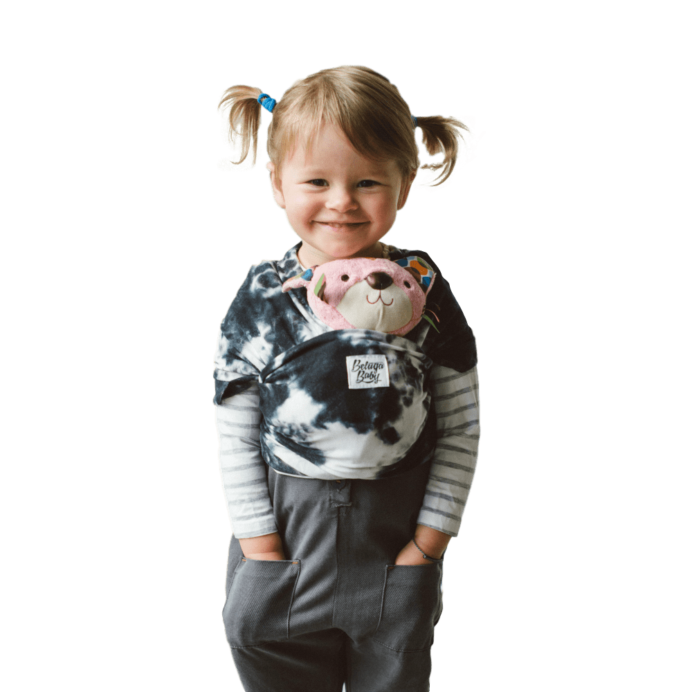 The Joni Mini Beluga Doll Carrier
