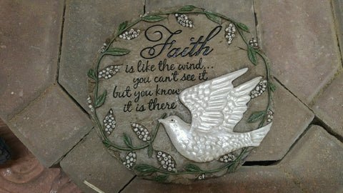 'Faith Is...' Stepping Stone - TLC Gift Store - tlcgiftstore.com