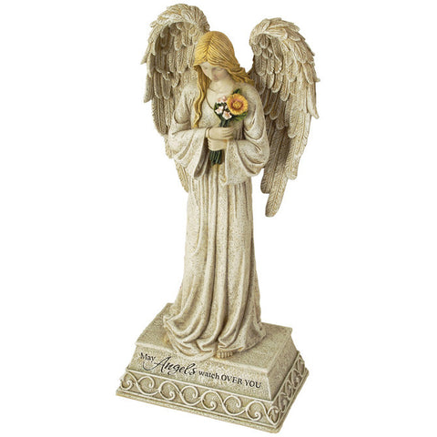 May Angels Watch Over You Statue - TLC Gift Store - tlcgiftstore.com