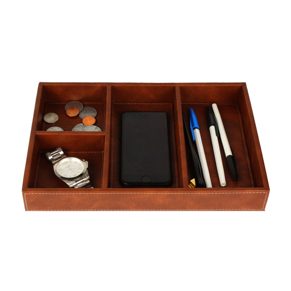 Valet Tray Organizer / Desk Tray
