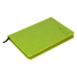Green Leather Notebook