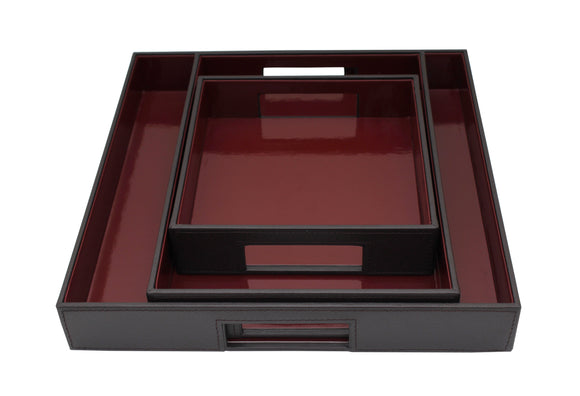 Patent Leather Tray