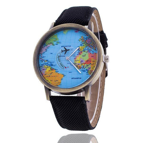 World Traveler Watch Unisex