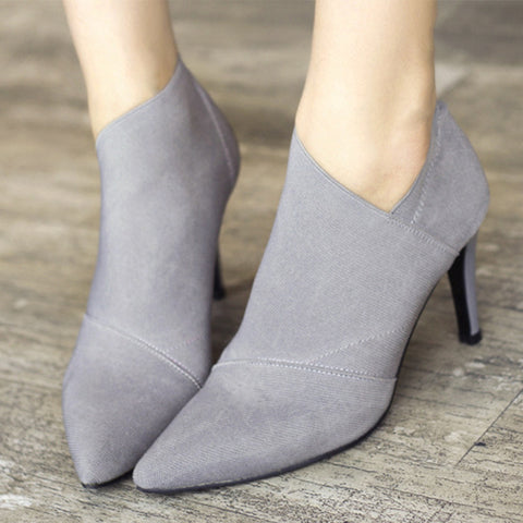 Fitted Women Female Single Shoes