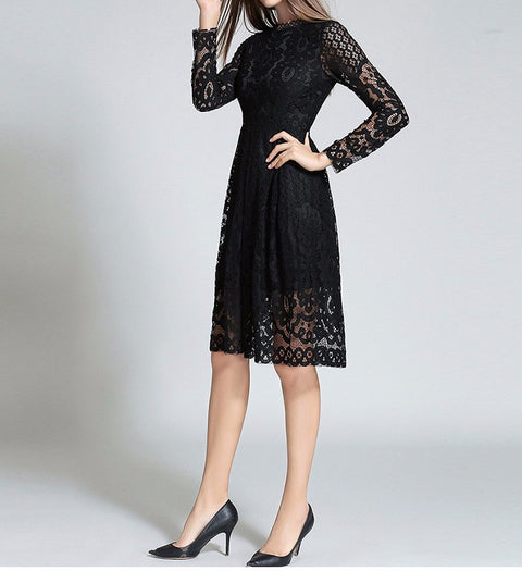 Bohemian Lace Women Dress