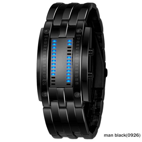 Fashion Creative Digital LED Watch