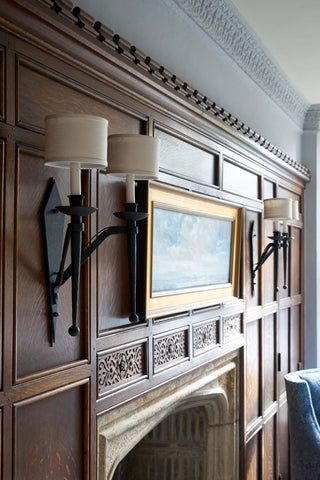 KingsHaven Essex Double Arm Sconce