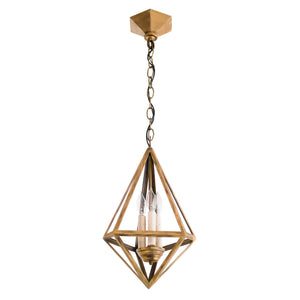 Paris Prism Pendant, Small
