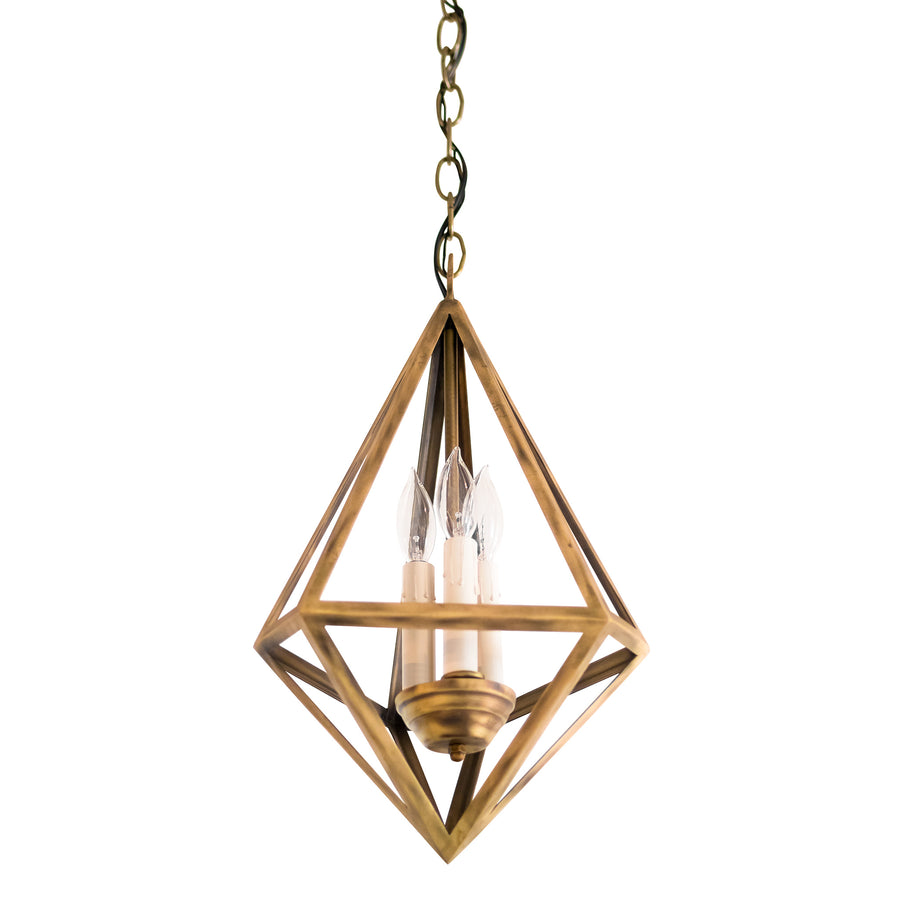 Paris Prism Pendant, Medium