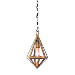 Paris Prism Pendant, Mini