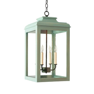Lutyens Hanging Lantern, Medium (Stained)