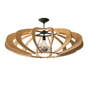 Astral I Chandelier, Large (Stained)