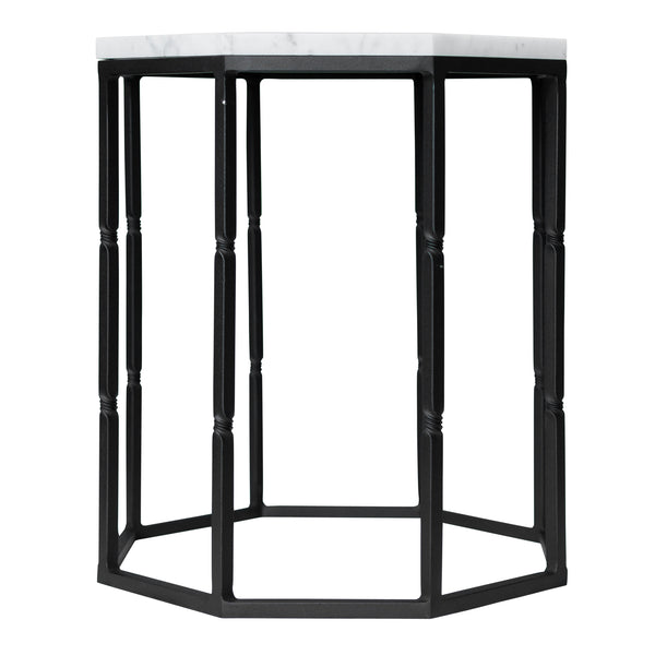 "Chateau Twist Cocktail Table Base, 20"" Octagon"
