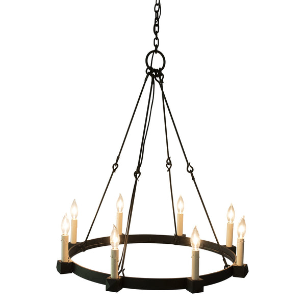 Baker Street Chandelier Medium