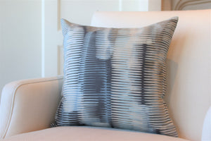 "Cool Dunes 22"" Square Pillow"