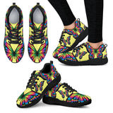 Women's Butterfly Athletic Sneakers Athletic sneakers-Fresh Steals