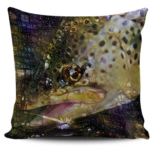 Fly Fishing Pillow Cover Pillow covers-Fresh Steals