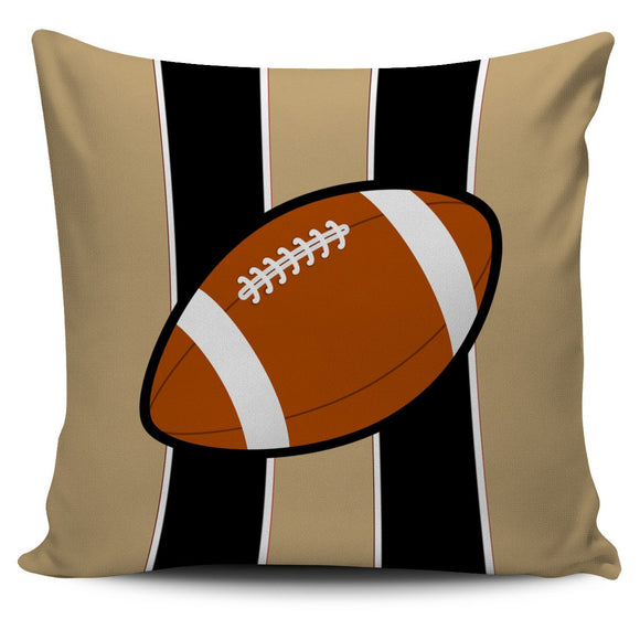 New Orleans Fan Pillow Cover -Fresh Steals