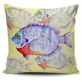 Colorful Tropical Fish Pillow Covers Pillow covers-Fresh Steals