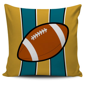 Jacksonville Fan Pillow Cover -Fresh Steals