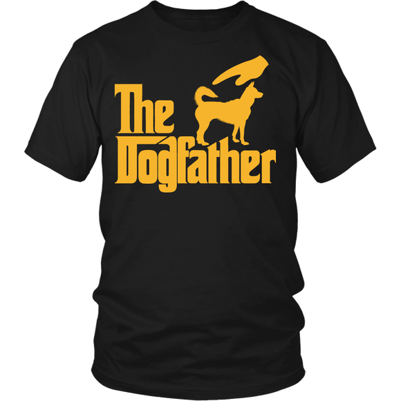 The Dogfather T-shirt-Fresh Steals