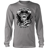 Cold Dead Hands Long Sleeve Shirt by Fresh Steals
