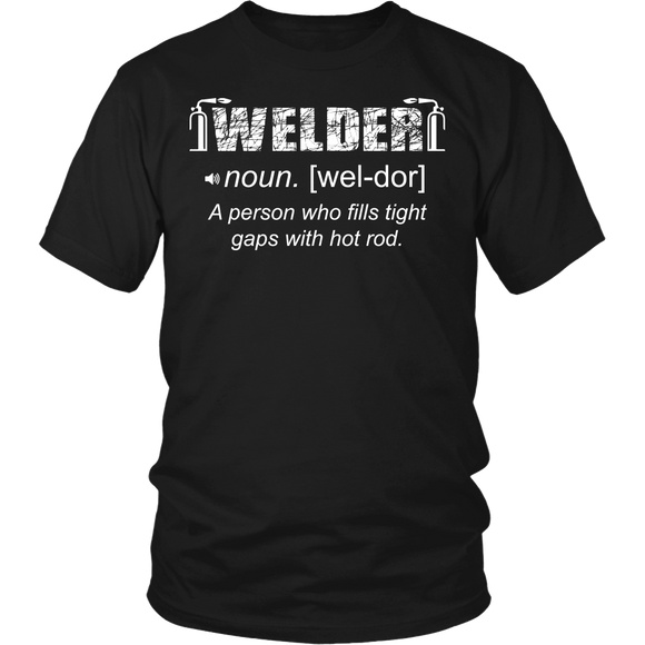 Funny Welding Shirts by Fresh Steals-Unisex T-Shirt