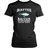 Master Baiter T-shirt-Fresh Steals