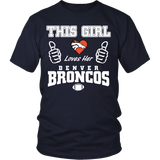This Girl Loves Her Denver T-shirt-Fresh Steals