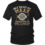 BBQ Put My Meat In Your Mouth T-shirt-Fresh Steals