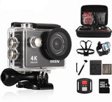 4K Ultra HD Waterproof Action Camera Bundle