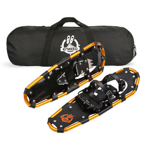 Enkeeo Backcountry Snowshoes snowshoes-Fresh Steals