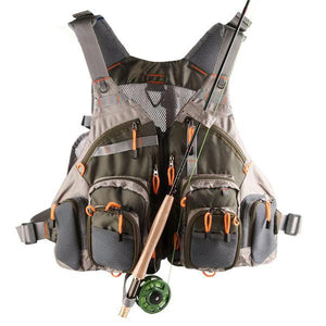 Fly Fishing Vest Fishing Vests-Fresh Steals