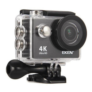 4K Ultra HD Waterproof Action Camera with Accessory Bundle