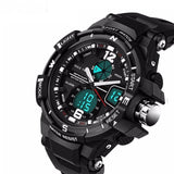 Military Style Diver's Watch Digital Watches-Fresh Steals