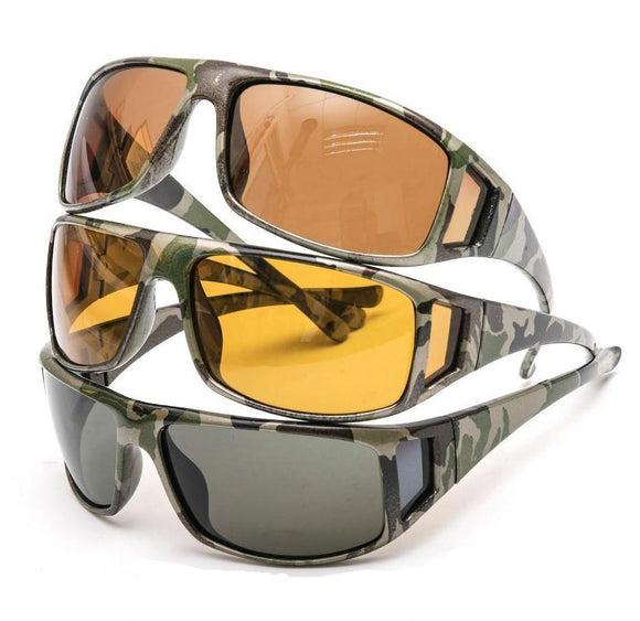 Polarized Fishing Sunglasses sunglasses-Fresh Steals