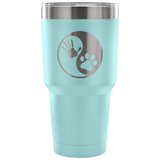 Work Dog Yin Yang Tumblers-Fresh Steals