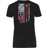 Archery Hunter Flag T-shirt-Fresh Steals