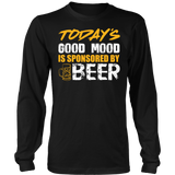 Sponsored by Beer Shirt T-shirt-Fresh Steals