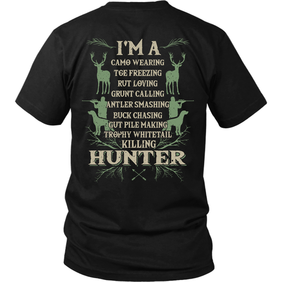 I'm a Hunter T-shirt-Fresh Steals
