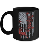 Hunting Flag Mug Coffee Mug-Fresh Steals