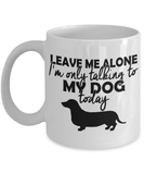 Dachshund Lovers Mug 1 Coffee Mug-Fresh Steals